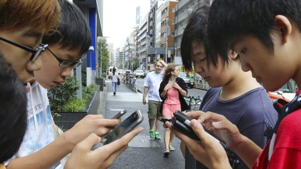 Jetzt gehen auch die Japaner auf Monsterjagd
