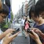 Go go go - nun können auch Japaner das beliebte Handyspiel mit den Pokémon spielen.