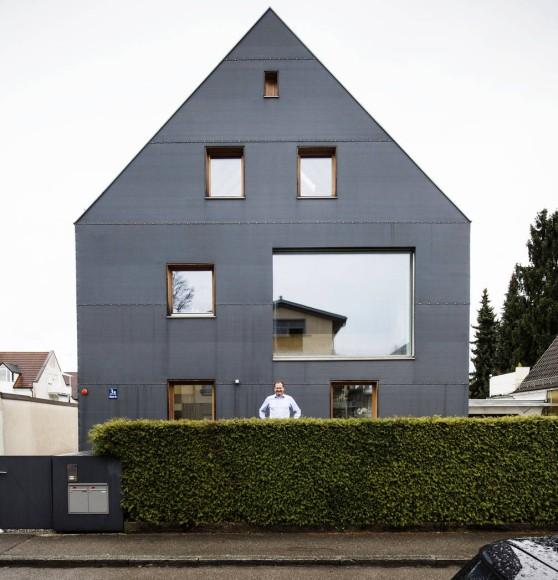 bilderstrecke zu altbausanierung von einfamilienhaus in m nchen bild 2 von 8 faz. Black Bedroom Furniture Sets. Home Design Ideas