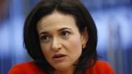 Nach dem Tod ihres Mannes sei man ihr auf den Unternehmensfluren regelrecht ausgewichen, berichtet Facebook-Managerin Sheryl Sandberg.