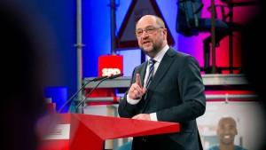Schulz und die Fehler