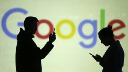 """Google ist nicht mehr """"nicht böse"""""""