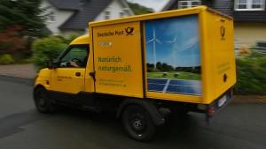 Post-Elektrotransporter ist gefragt