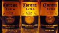 Das Bier ist mexikanisch gestylt, der Konzern dahinter kommt aber aus den Vereinigten Staaten.