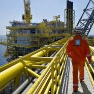 Dänische Ölplattformen werden bis 2050 ihre Arbeit einstellen.