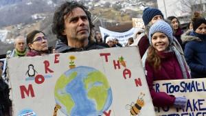 """""""Klimawandel ist nicht alles"""""""