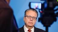 Frank-Jürgen Weise ist Chef der Bundesagentur für Arbeit.