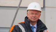 Roland Koch war von 2011 bis 2014 Vorstandsvorsitzender von Bilfinger.