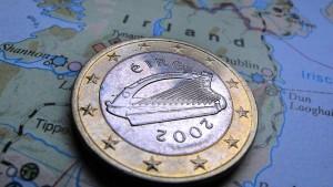 Irische Anleihen haussieren nach besserer Beurteilung