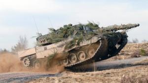 Deutsch-französische Panzerfusion auf der Kippe