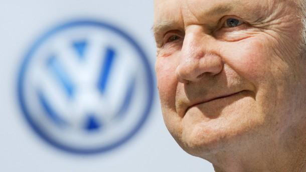 Volkswagen prüft angeblich Fiat-Übernahme