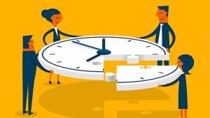 Teilzeit in der Chefetage