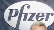 Ein gesamtes Berufsleben bei Pfizer: Henry McKinnell