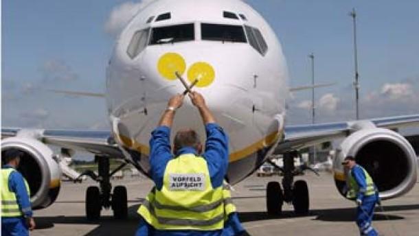 Lufthansa klagt gegen Flughafen Hahn