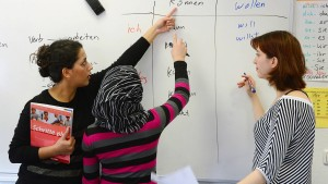 Unternehmensgründer stammen oft aus dem Ausland