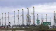 In Texas ist ein neues großes Ölvorkommen geschätzt worden.
