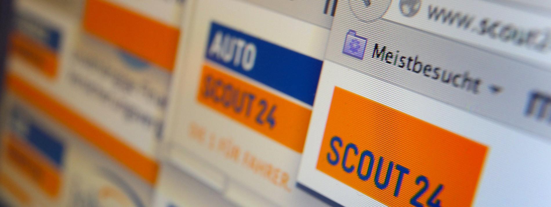 Scout24-Großaktionär fordert Verkauf von AutoScout24
