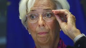 EZB setzt Niedrigzinspolitik fort