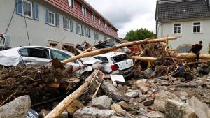 Naturkatastrophen richten weniger Schäden an