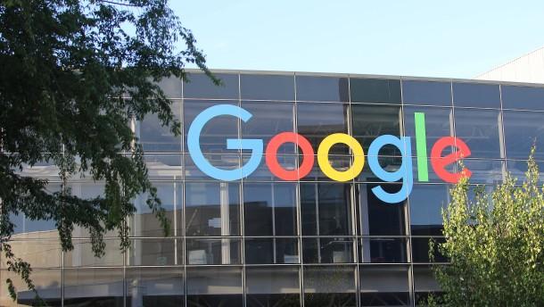 Amerikas Justizministerium will Klage gegen Google einreichen