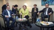 Tsipras setzt auf Machtwort Merkels