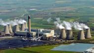 Briten wollen Kohlekraftwerke abschaffen