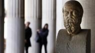 Deutsche misstrauen den Griechen