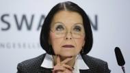 Nach gut einem Jahr in Wolfsburg verlässt Christine Hohmann-Dennhardt VW schon wieder.