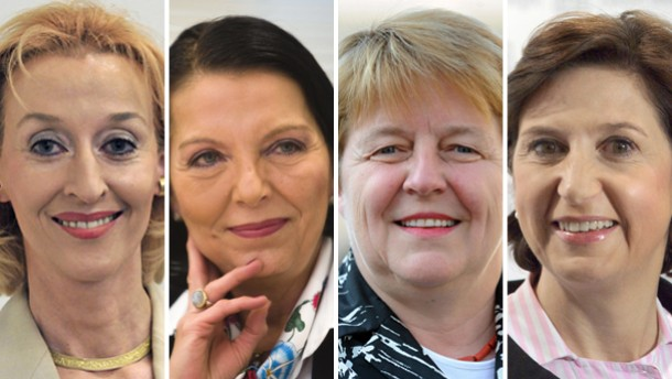 4er-Combo / Vorstandsfrauen