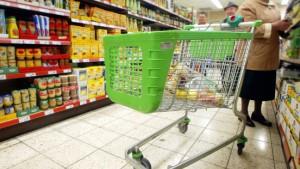 Teuerung bleibt knapp unter 2 Prozent