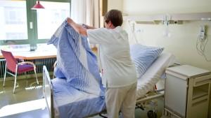 Untergrenzen für Pflegekräfte in Kliniken