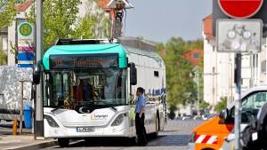 Elektrobusse sollen das innerstädtische Klima retten