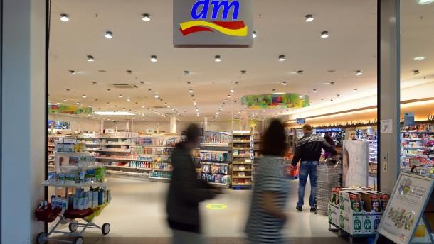 Filiale der Drogeriemarktkette dm in Karlsruhe