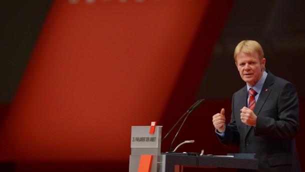 Reiner Hoffmann ist Deutschlands oberster Gewerkschafter