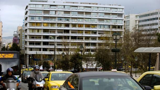 Griechenland ist insolvent -  Bestandsaufnahme  der Lebenssituation der Griechen in Athen