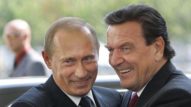 Schröders neuer Posten