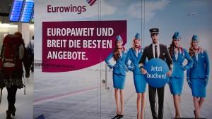 Fraport buhlt nun auch um Eurowings