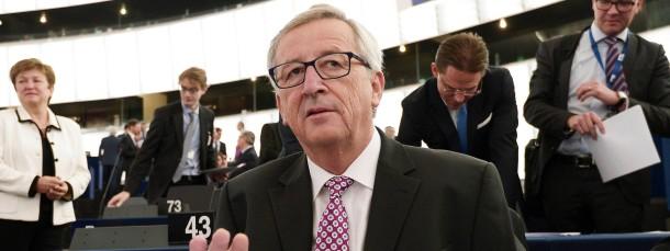 Jean-Claude Juncker stellt in Straßburg sein Investitionsprogramm vor: Es soll Investitionen von mindestens 315 Milliarden Euro in den kommenden drei Jahren auslösen - und dafür kaum öffentliches Geld benötigen.