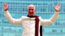 Kauft Jeff Bezos jetzt auch eine Kino-Kette?
