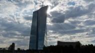1.022.810.000.000 Euro haben die Geschäftsbanken der Eurozone bei der EZB auf dem Konto.