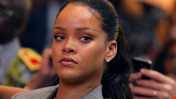 Kritik von Rihanna lässt Aktienkurs von Snap fallen