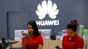 Google will mit Huawei im Geschäft bleiben