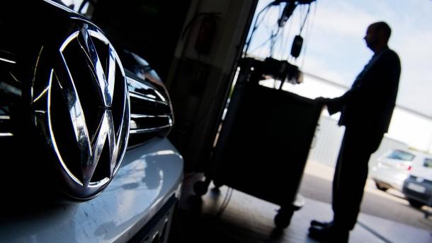 Volkswagen und EU einigen sich im Abgasstreit