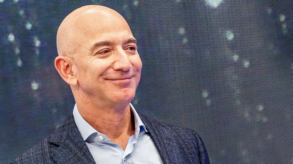 Jeff Bezos Ist Nun 200 Milliarden Dollar Reich