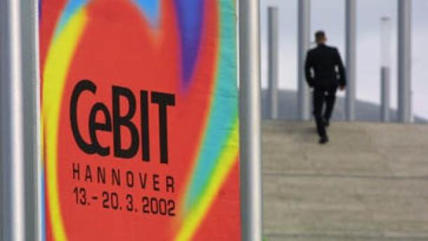 Cebit 2002: Die Branche hoffte vergebens