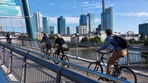 Immer mehr Leute fahren E-Bikes