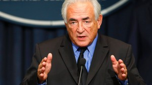 Strauss-Kahn wird Investmentbanker