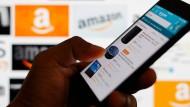Der Internethändler Amazon wird im Werbegeschäft immer wichtiger.