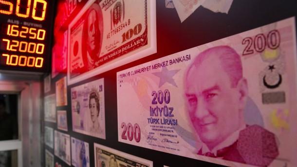 Türkische Zentralbank narrt Märkte