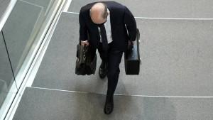 Zoff im Untersuchungsausschuss des Bundestags